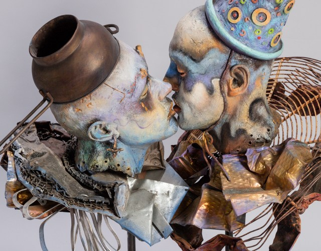 """Debbie Korbel's """"Strange Circus"""" opens at Shoebox Projects April 20th"""