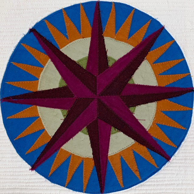 Compass Rose at 643 Project Space