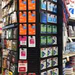 Phone Refills & Gift Cards