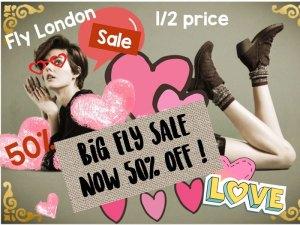 Fly London Sale