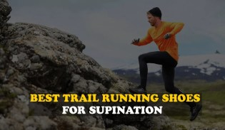 Best trail running shoes for supination