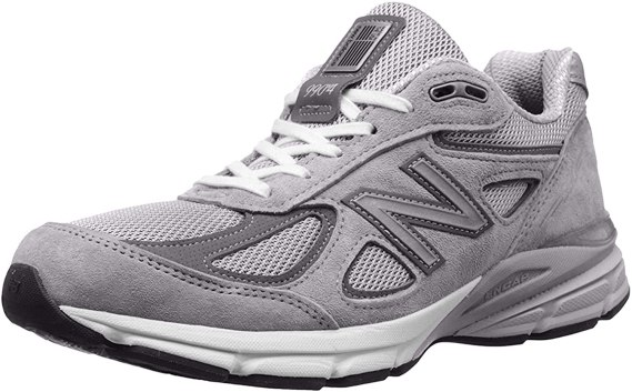 New Balance Men's 990 V4 Sneaker