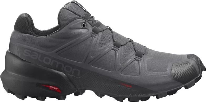 Salmon Men's Speedcross 5 Trail Running Shoe