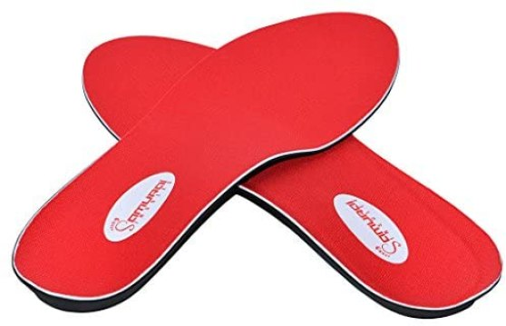Samurai Insoles Plantar Fasciitis Arch Support Shoe Insoles