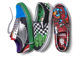 Vans Joins Forces with Marvel to Assemble Epic Collaboration