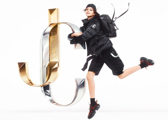 Jimmy Choo unveils AW19 campaign featuring supermodel Kaia Gerber