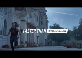 "Adidas launches ""FasterThan"" campaign to celebrate women in sports"