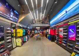 Asics Opens Its Biggest Retail Store In India