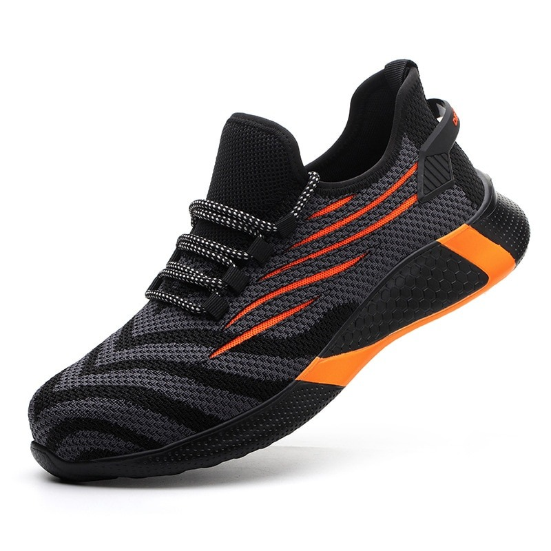 Ultra Lightweight Safety Shoes 2021