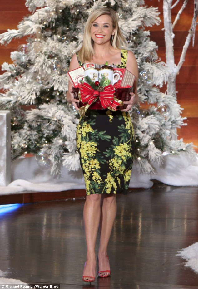Reese Witherspoon Looks As Perfect As A Stepford Wife In
