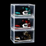 shoe crate side view x3 pack
