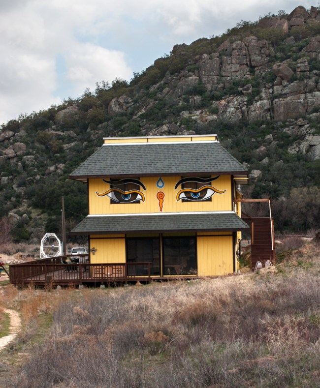 If only this house could talk.