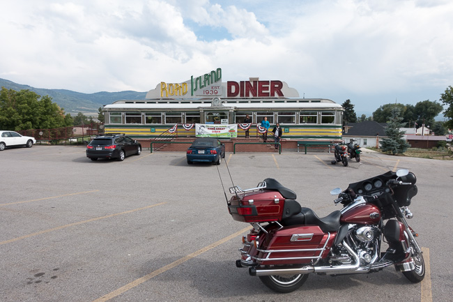Road Island Diner, Since 1939