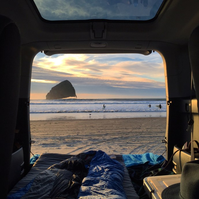 Car Camping OR Coast