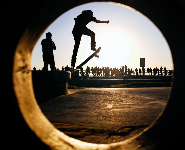 skate hole shoot vsco