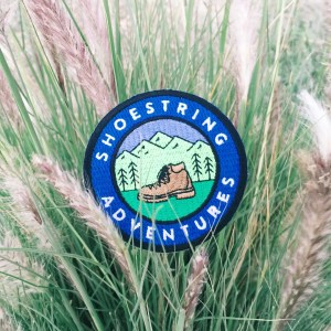 Shoestring Adventures Patch