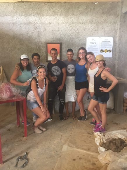 Volunteering with FATHOM in Dominican Republic