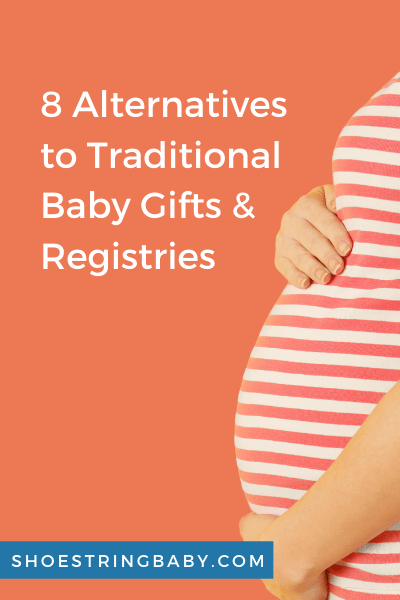 Alternatives to Traditional Baby Gifts and Registries