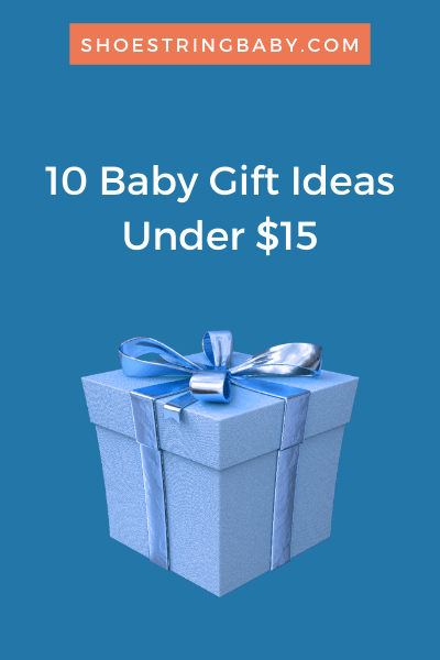 Useful baby gifts under $15
