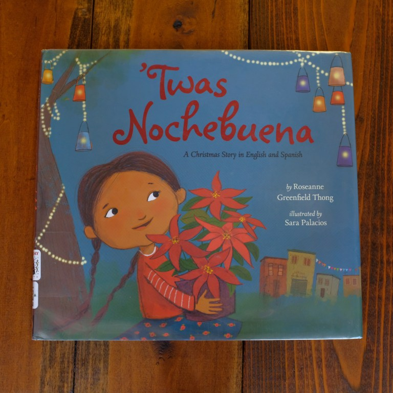 'Twas Nochebuena book by Greenfield Thong