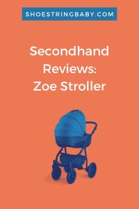 zoe stroller review