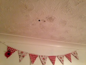 No need to hang out the bunting!