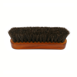 horse hair shoe brush bottom