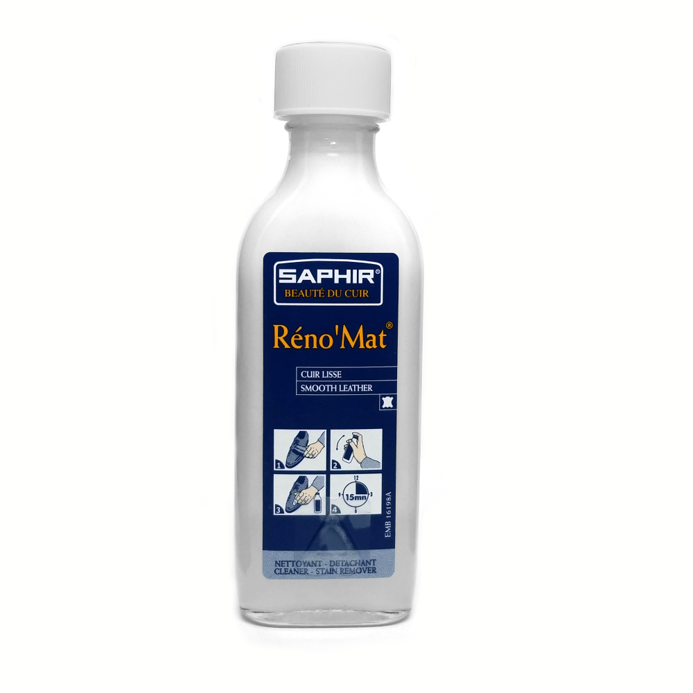 saphir renomat leather cleaner