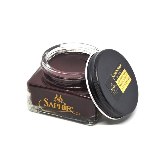 Saphir Cordovan Cream Shoe Polish Cordovan 2