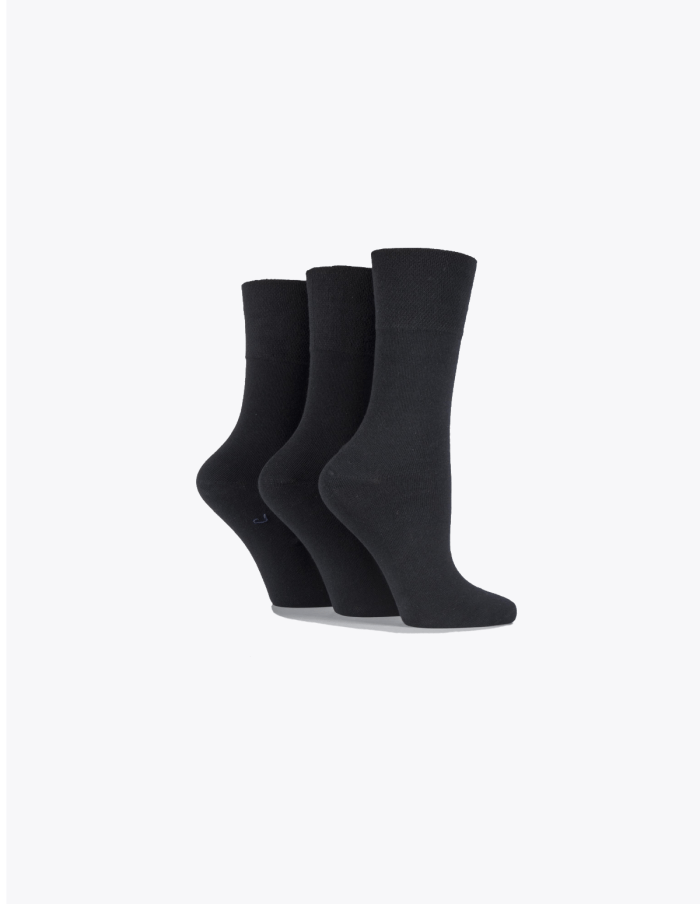 plain-black-gentle-grip-socks