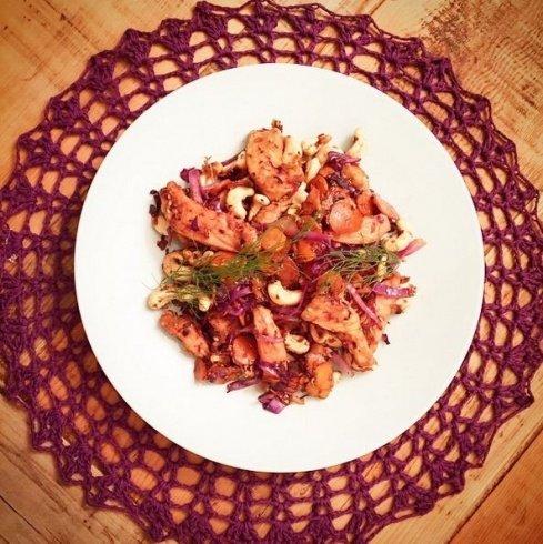 يارا و ميريام فارس تجتمعان في المطبخ… أكل من تفضلون؟
