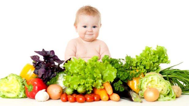 الطعام الصحي للأطفال ،كيف تحضري المناسب لطفلك قبل الفطام وبعده