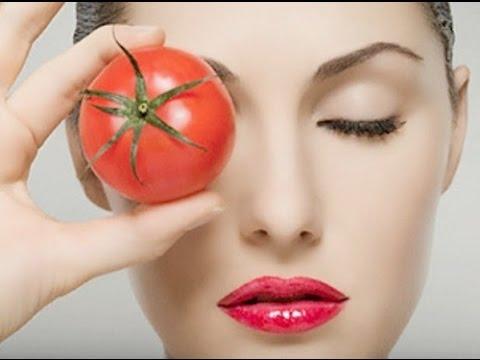 طريقة عمل ماسك الطماطم للبشره الدهنيه
