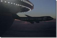日航ジャンボ機UFO