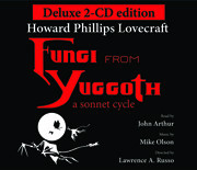 Fungi from Yuggoth: A Sonnet Cycle