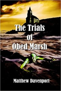 Book Cover for The Trials of Obed Marsh
