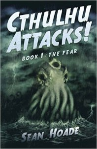Cthulhu Attacks! Book Cover
