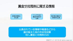藤井聡太の年収を試算2019