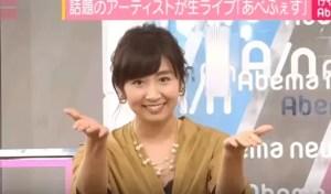 Abema TV「けやき坂ニュース」2017/10 OA