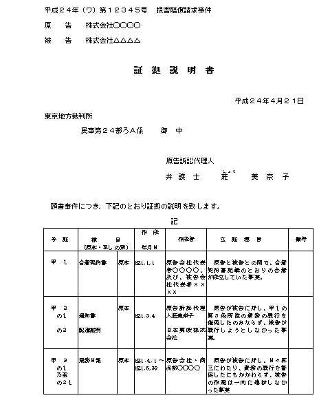 Images of 書証 - JapaneseClass...