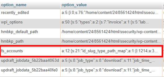 fopen no such file or directory error