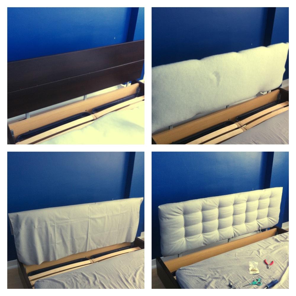 fabriquer tete de lit capitonnee 28 images fabriquer une t 234 te de lit capitonn 233 e ma