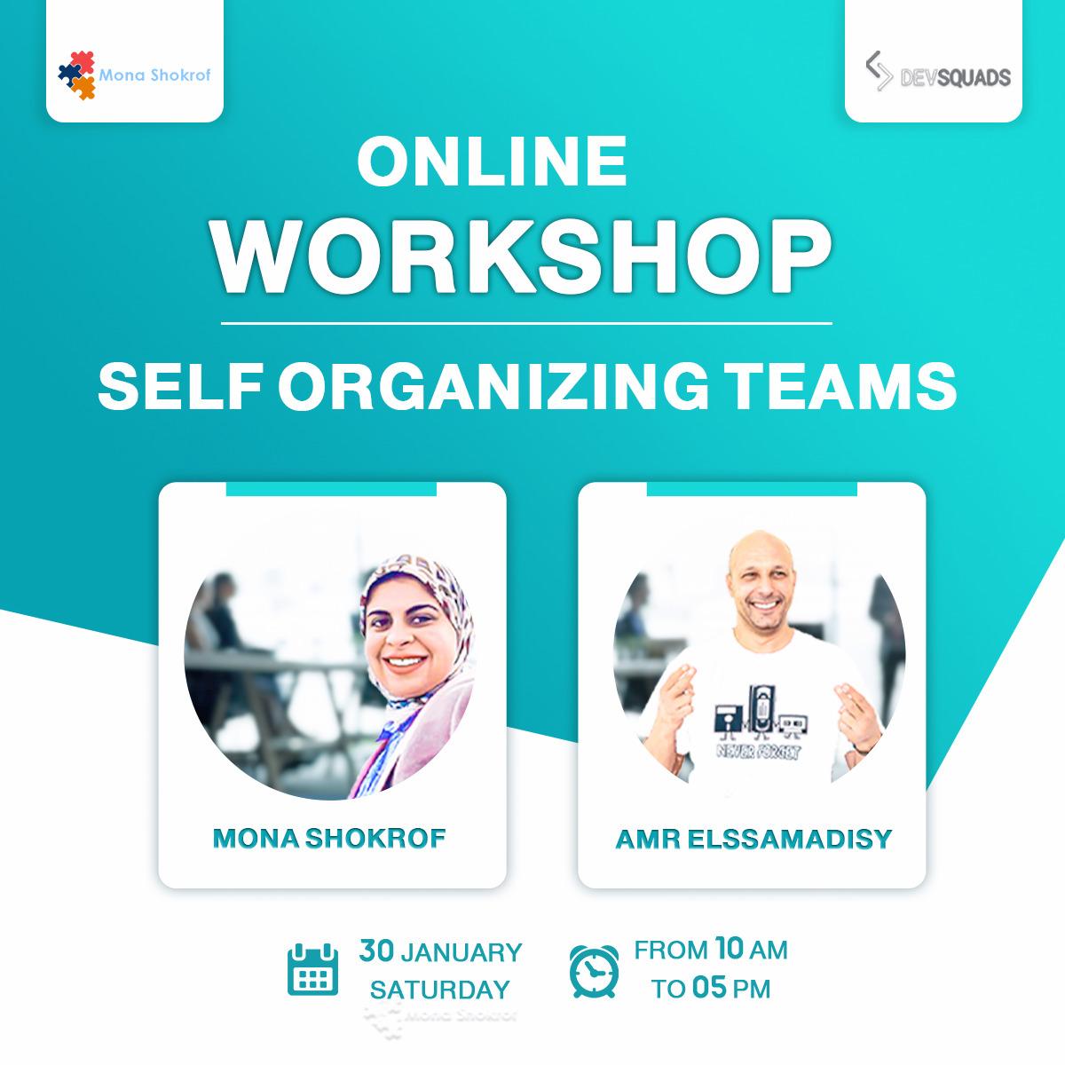 Self organizing teams workshop