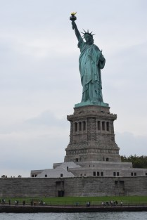 Green Lady..Statue of Liberty