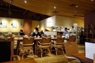 モンベル カフェ