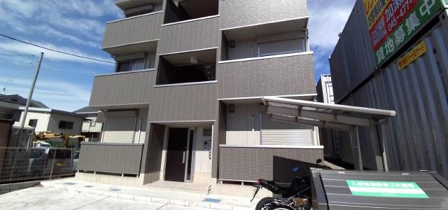 ウィステリア湘南 |藤沢市柄沢1丁目の賃貸アパート