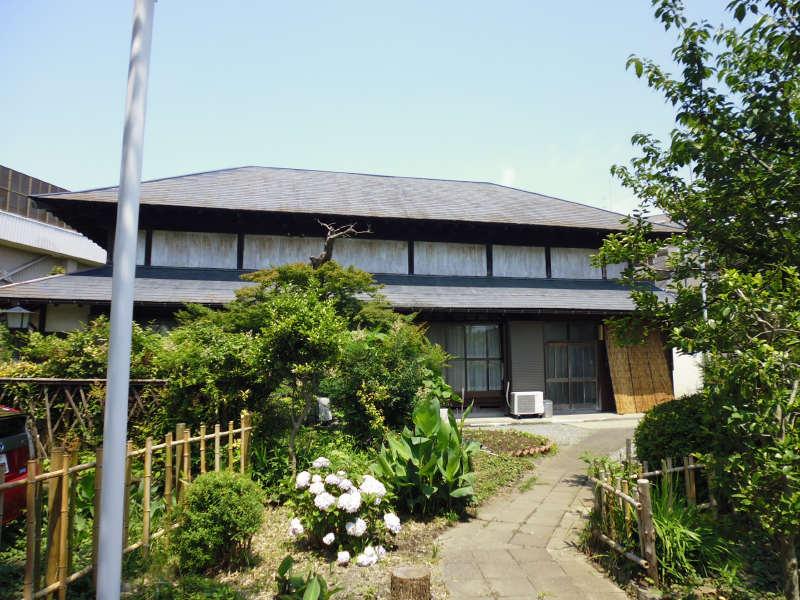 弥勒寺古民家|藤沢市弥勒寺2丁目の賃貸戸建