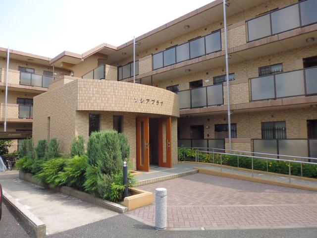 ソシアプラザ|藤沢市大鋸の賃貸マンション