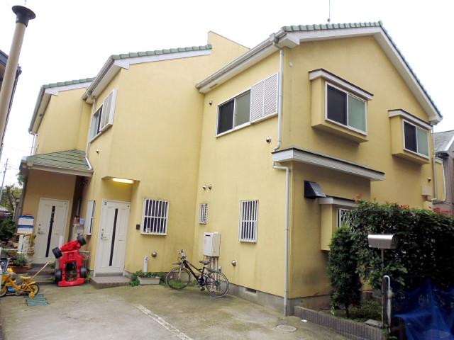 弥勒寺小塚テラスハウス|藤沢市小塚の賃貸テラスハウス