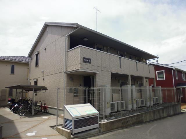 With湘南|藤沢市柄沢の賃貸アパート